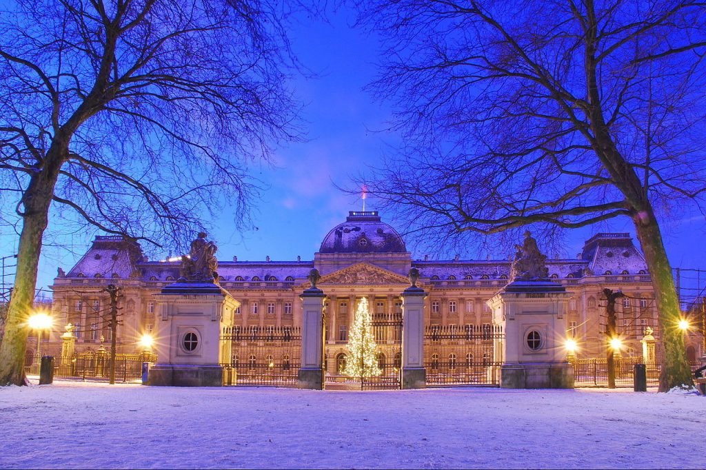 Brussel брюссель короівський палац