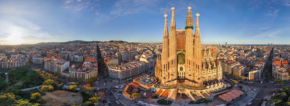 Барселона: БАРСЕЛОНА - Що цікавого?