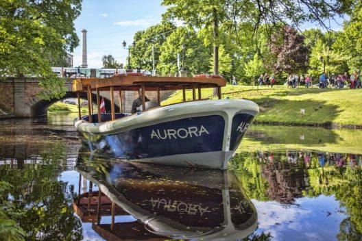 Riga Рига міський канал