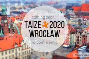 Тезе 2020 Вроцлав - зустріч Тезе
